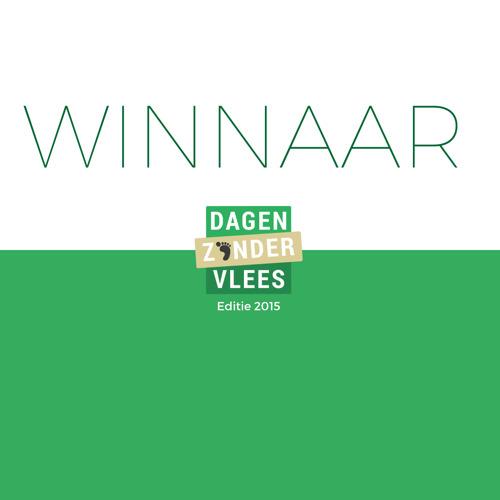 Certificaten Winnaars DZV 2015
