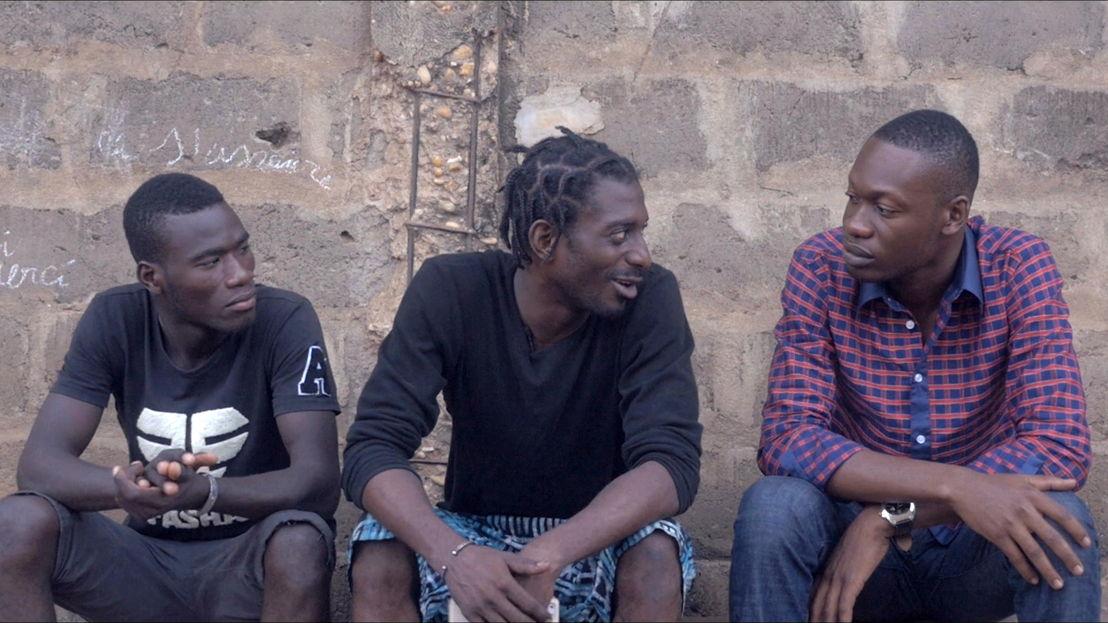 Benin: Yovo, Bonsoir - (c) Roel Nollet