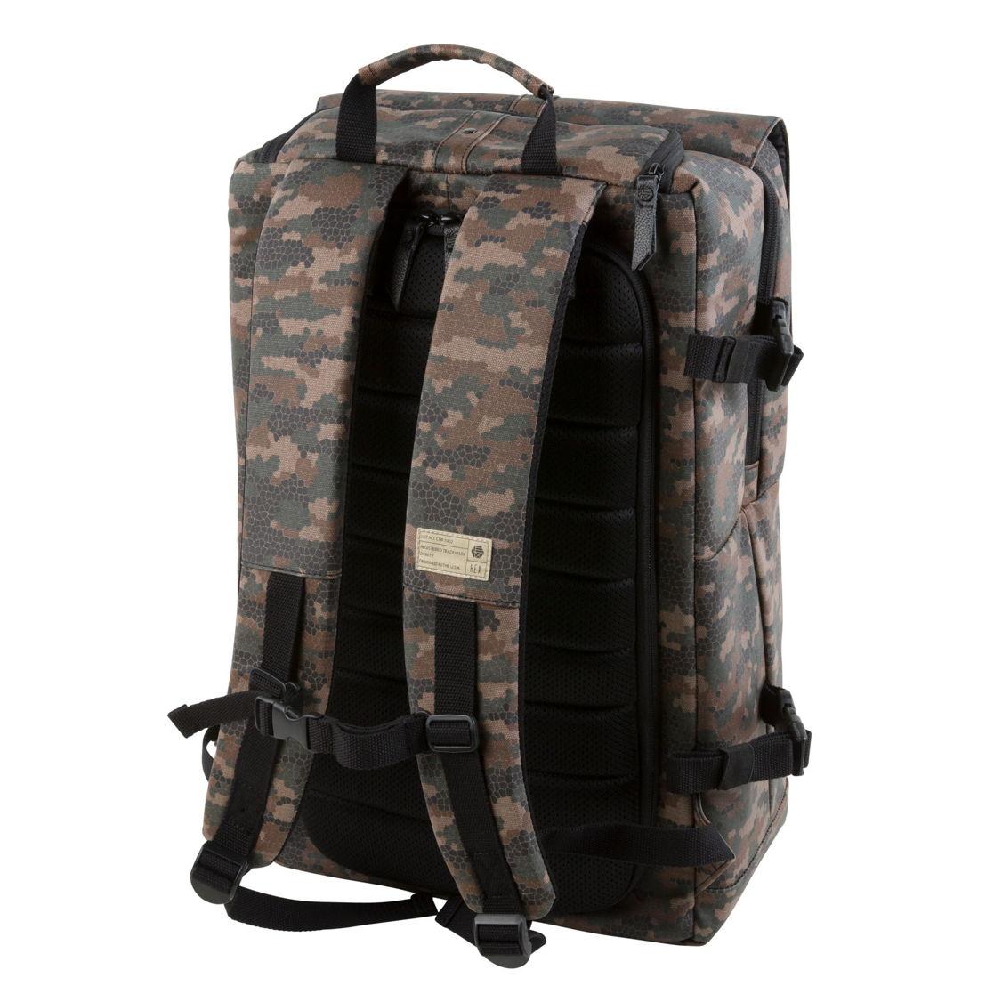 Geo Camo DSLR Backpack