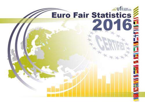 Chiffres positifs pour le secteur des salons selon les Euro Fair Statistics