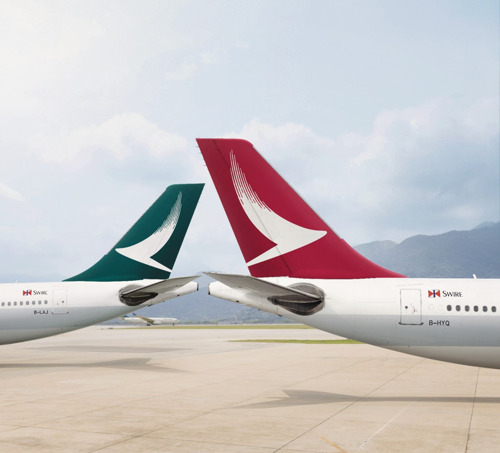 Cathay Pacific temporarily closes three Hong Kong airport lounges