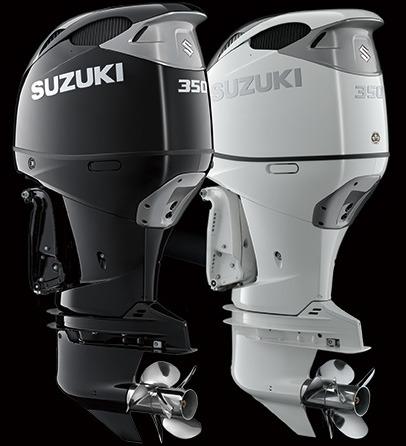 Suzuki DF350A outboard wins Innovation Award at 2017 IBEX Show