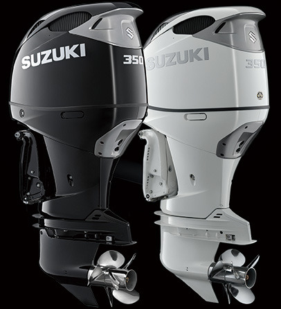 Suzuki DF350A outboard wins Innovation Award at 2017 IBEX Show