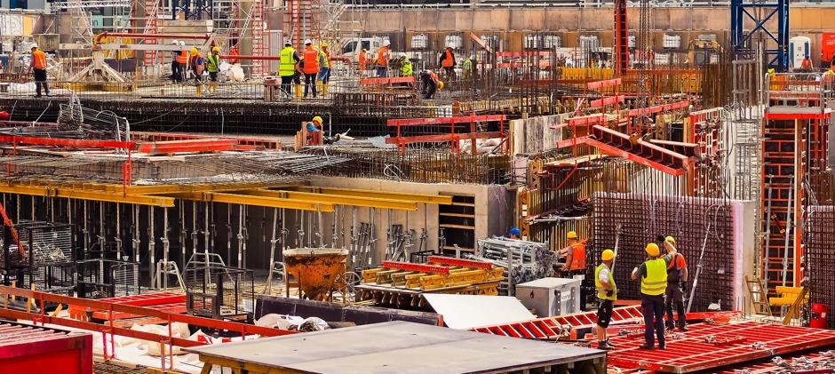 Le secteur de la construction en Belgique croît quatre fois plus rapidement que le reste de l'économie