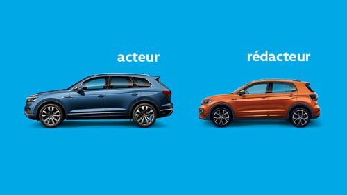 Avec DDB et Volkswagen, à chacun son SUV