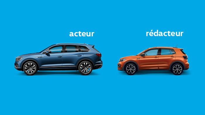 Preview: Avec DDB et Volkswagen, à chacun son SUV