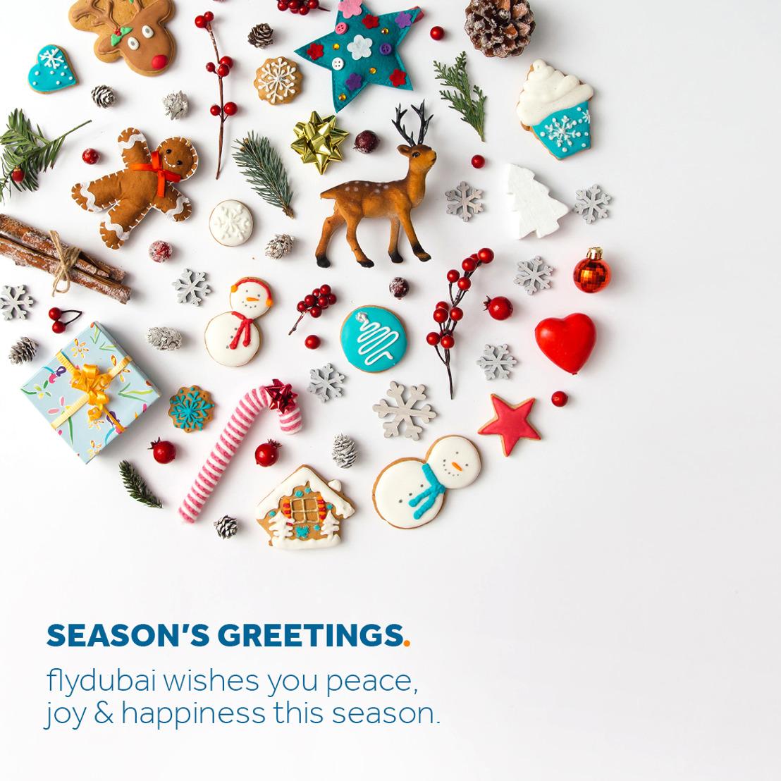 Season's Greetings from flydubai