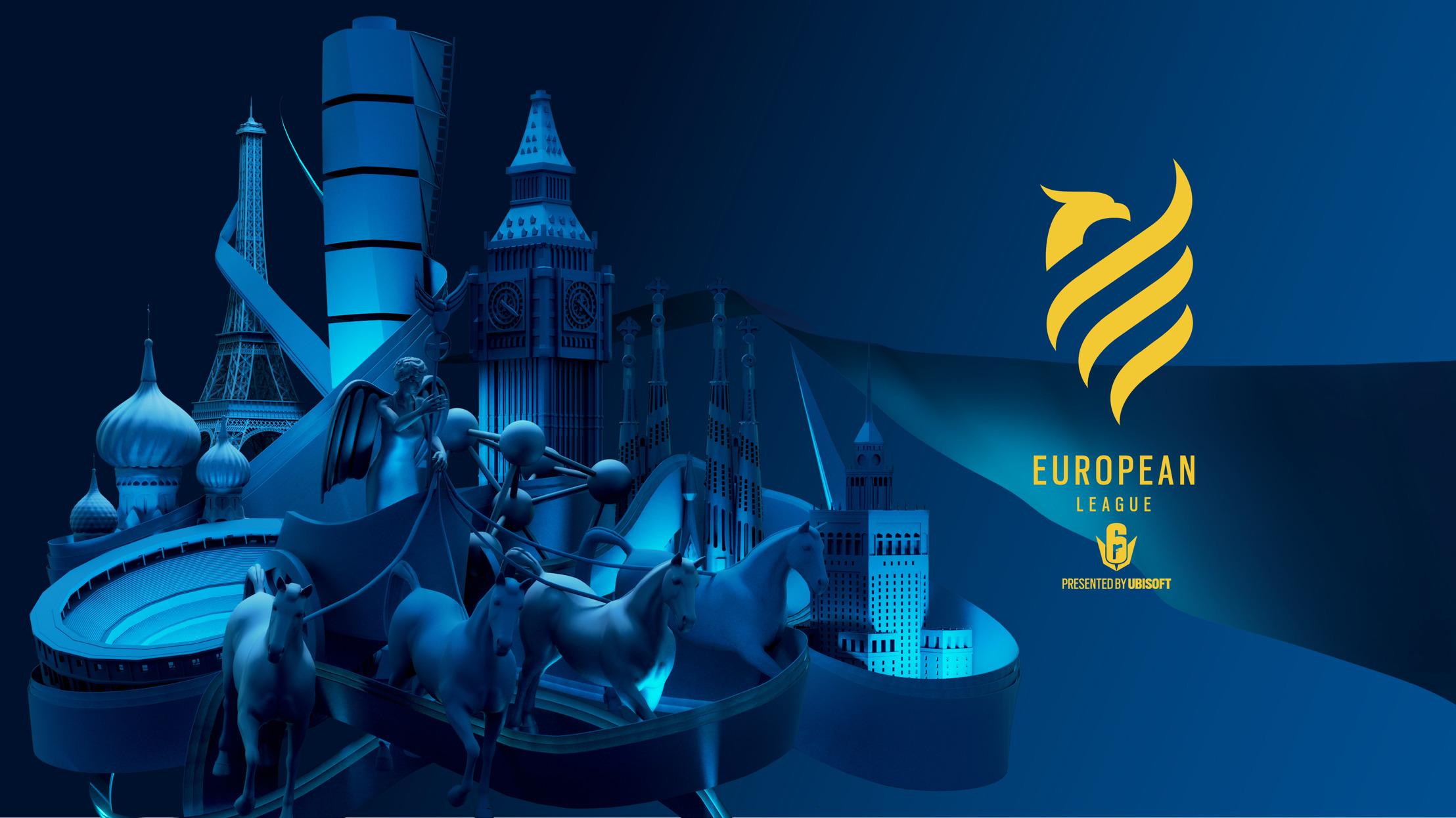 Preview: RAINBOW SIX SIEGE: EUROPEAN LEAGUE STAGE 3 BEGINNT AM 9. SEPTEMBER