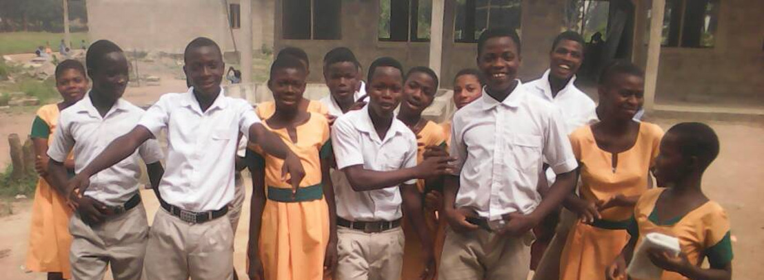 Local Group Raising Funds to Support Education and Healthcare Projects in Ghana