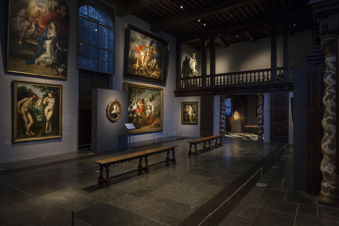 museumzaal Rubenshuis<br/>(c) Ans Brys