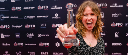 Les racines de l'eau van Sarah Lederman wint Beste Kortfilm in Oostende