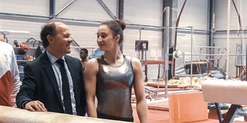 WK Gymnastiek komt in 2023 naar Antwerpen!