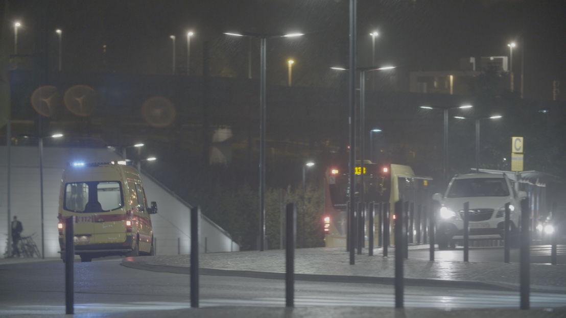 Luik<br/>De noodcentrale (c) VRT
