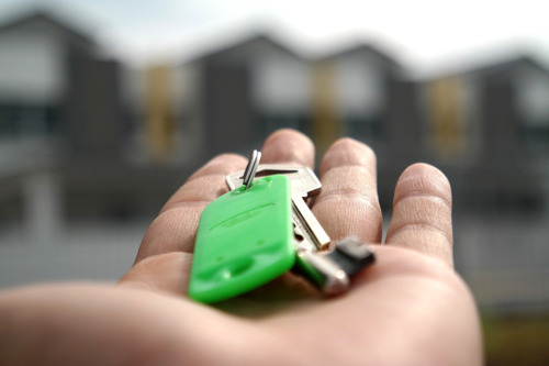 Les visites de biens immobiliers peuvent toujours avoir lieu à domicile