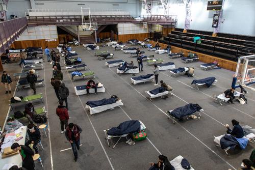 COVID-19: Médicos Sin Fronteras comienza actividades en Francia