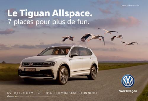 Volkswagen et DDB vous présentent leur nouveau bébé