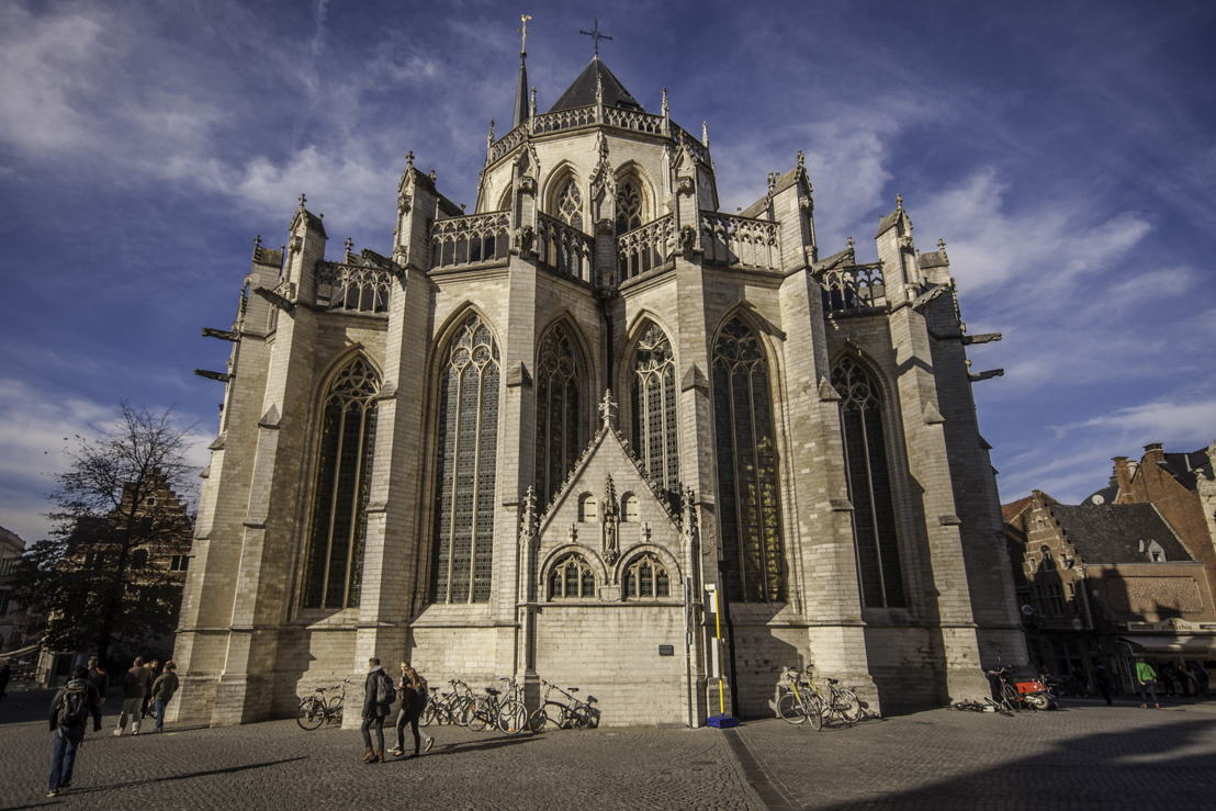 Sint Pieterskerk<br/>Foto (c) Bert Beckers