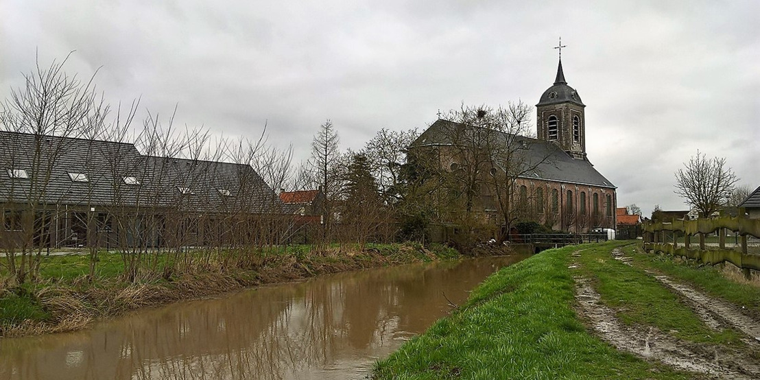 Lokale grondenbank Stroomgebied Heulebeek in West-Vlaanderen