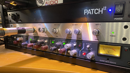 Voiceover Actor Martin Yap Takes the Fast Track with Flock Audio's PATCH LT
