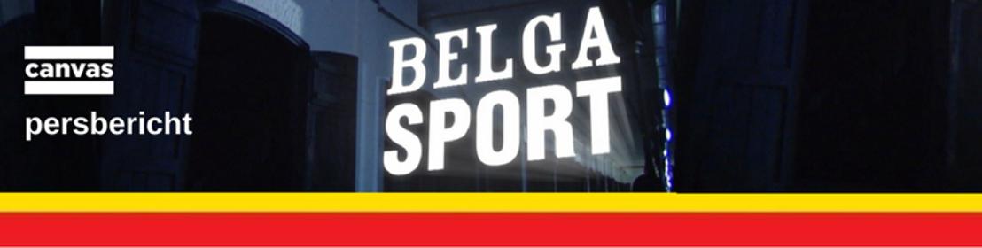 """Een nieuwe reeks van Belga Sport: """"Daar is 'm, daar is 'm"""" en andere sportverhalen"""