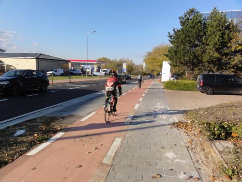 347.679 euro voor nieuwe fietspaden in Zaventem en Machelen