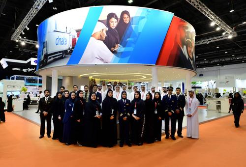 """مجموعة الإمارات تلقت 3300 طلب خلال """"معرض الوظائف 2019"""""""