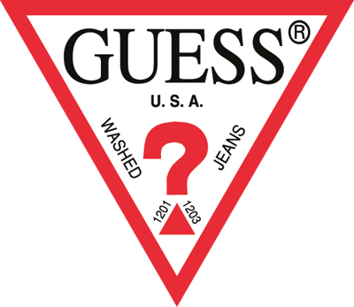 Guess Jeans press room Logo