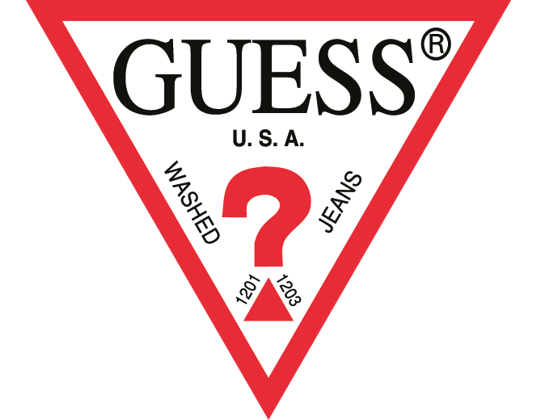 Guess Jeans press room