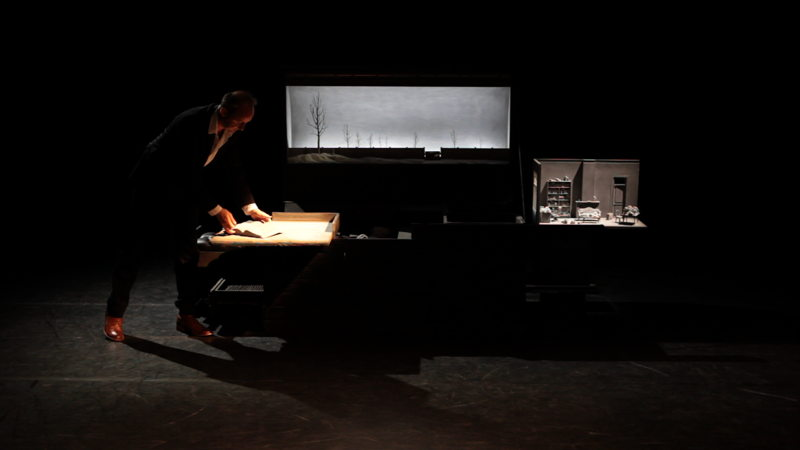 Pieter Debuysser & Hans op de Beeck - Book Burning - 14/12 © Herman Sorgeloos