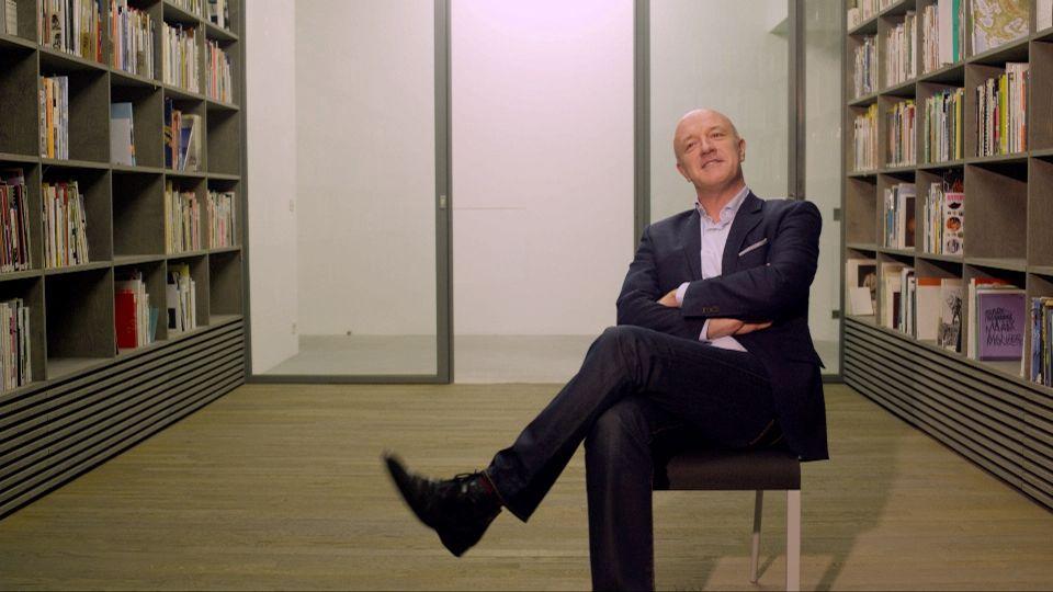 Geert Hoste - (C) Broektoe - VRT