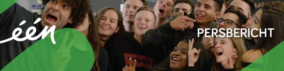 Grote namen in nieuw seizoen De klas: Adil El Arbi, Karolien Debecker en Wim Lybaert geven les aan jongeren