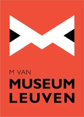 M - Museum Leuven press room Logo