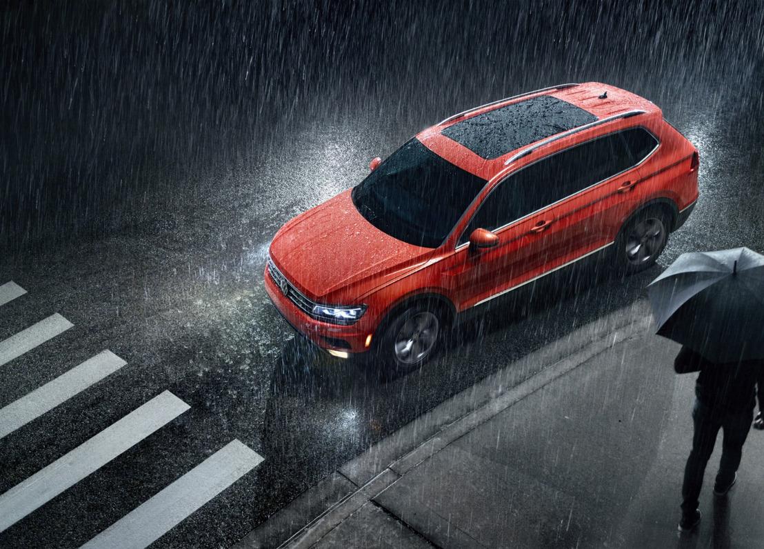 """Volkswagen Tiguan es elegido como """"SUV compacto del año"""" en Estados Unidos"""