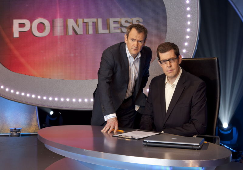 Pointless - Presenters Alexander Armstrong and Richard Osman