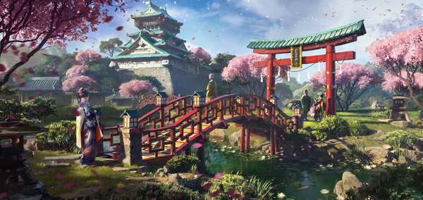 Preview: Springtime: Exciting event series make their way into the game worlds of InnoGames