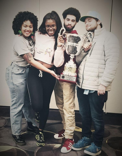 NYCUDL Alumni Geordano Liriano Wins National Debate Championships (Undefeated!)