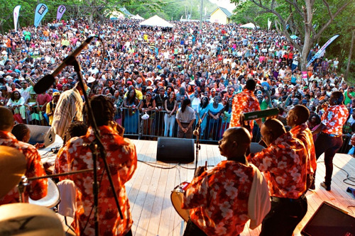 OECS Music Talk comes to Saint Lucia