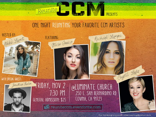 Preview: Contemporary Christian Music's Most Powerful Female Vocalists to Share the Stage for REUNITE CCM