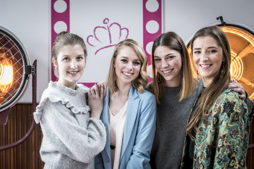 Dochters van bekende Vlamingen strijden om het kroontje van Shopping Queen