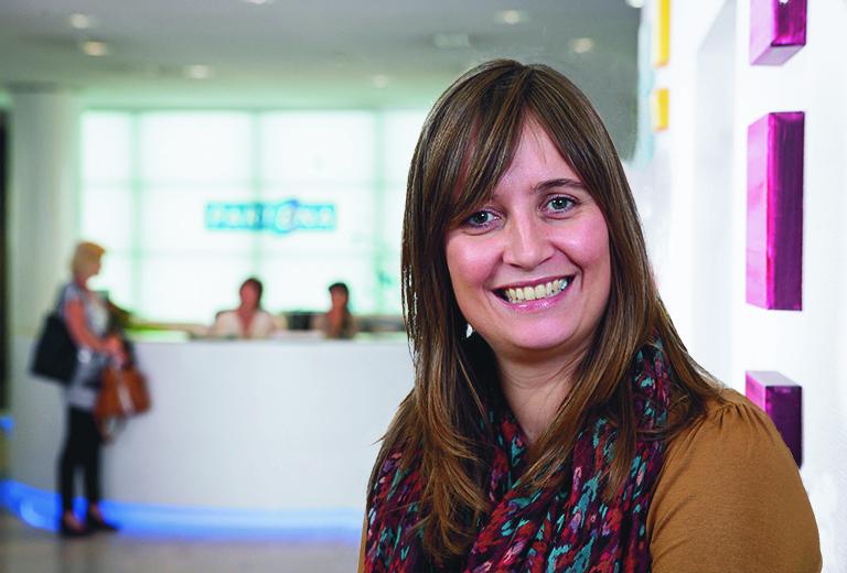 Anke Elsen - Legal Manager -  Partena Professional