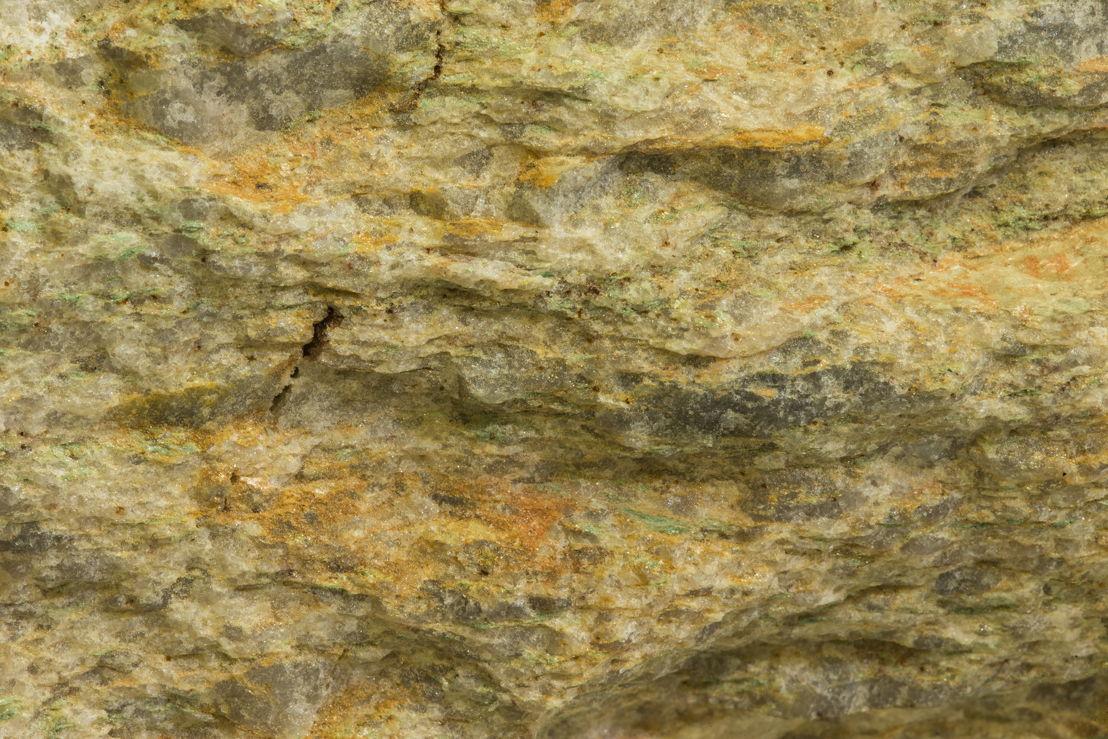 Sandstone from the Jack Hills in Western Australia. Image: Stuart Hay, ANU.