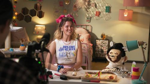 Wannabe's, Olly's eerste sitcom, vanaf 9 januari op Ketnet