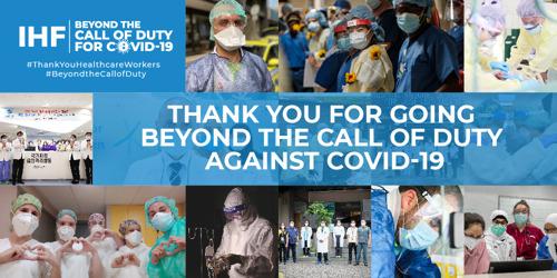 L'UZ Brussel au palmarès d'un programme mondial de reconnaissance des réponses à la Covid-19