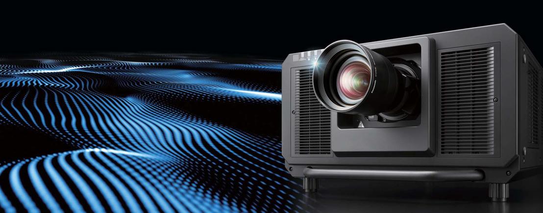Nuevos proyectores Panasonic PT-RZ31K: Hasta 31 mil lúmenes de brillo y 20 mil horas de operación