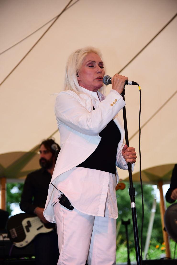 Debbie Harry performance