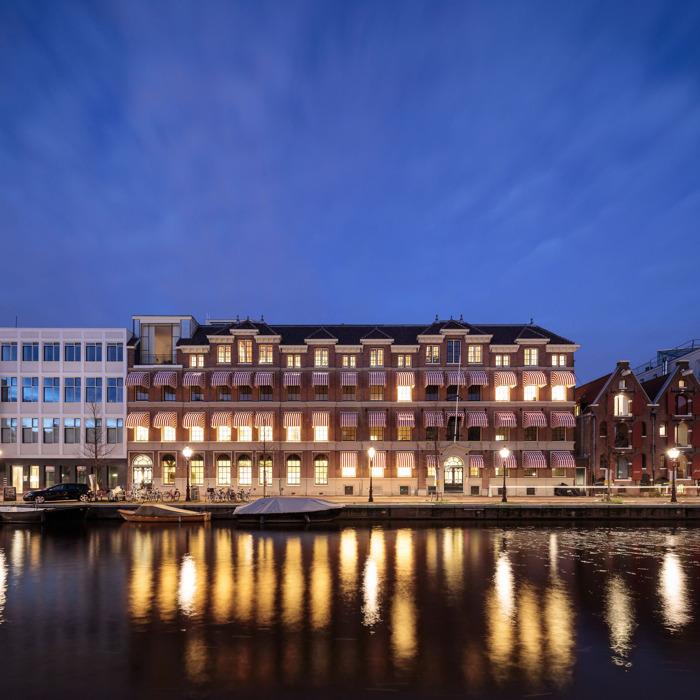 Preview: Fosbury & Sons ouvre un premier espace de coworking à Amsterdam