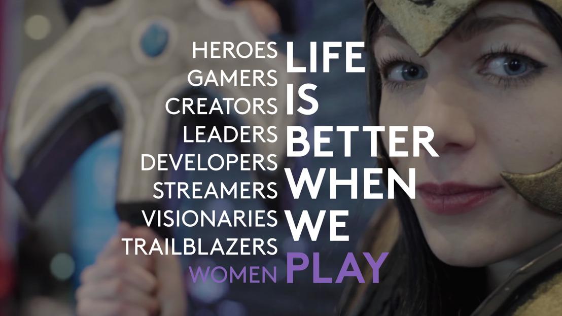 Logitech G reúne a mujeres gamer alrededor del mundo para recaudar fondos en un streaming de videojuegos