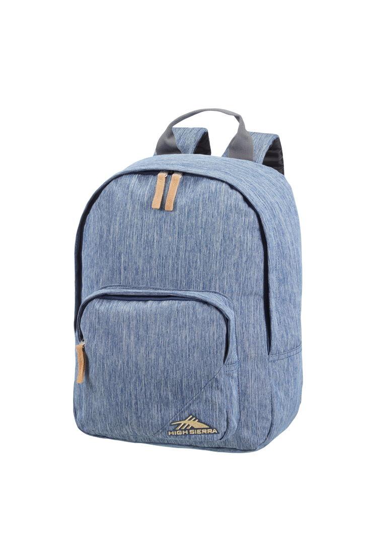 High Sierra - Spey backpack Majolica blue €35
