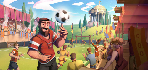 InnoGames lets the soccer fever flow into Forge of Empires, Grepolis and The West