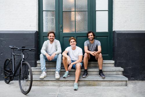 Cowboy, de Belgische start-up die elektrische fietsen produceert, haalt 10 miljoen euro op in Serie A-kapitaalronde